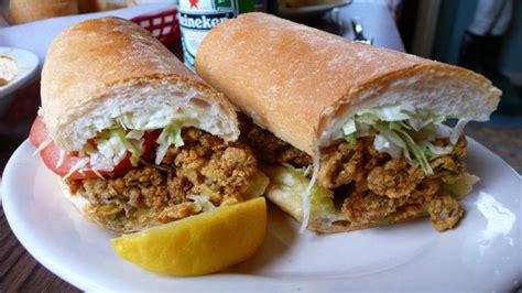 famous  iconic louisiana foods