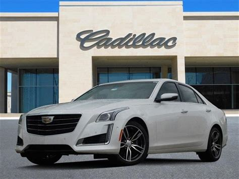 Crest Cadillac Dallas by Frisco Cadillac Dealer New Pre Owned Vehicles In