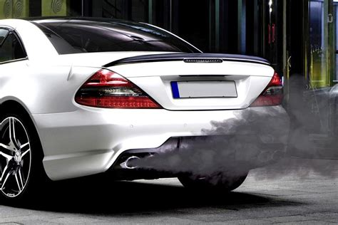 vehicles exhaust fumes harmful  humans science abc