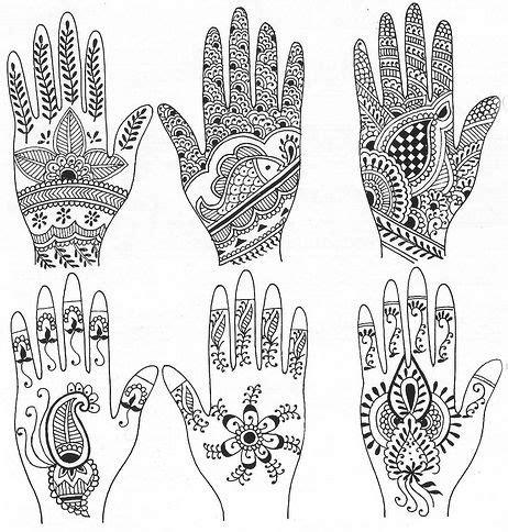 classy mehndi designs  hands step  step craft community