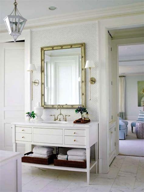 beautiful white bathrooms marble shelf design decor photos pictures ideas 12030