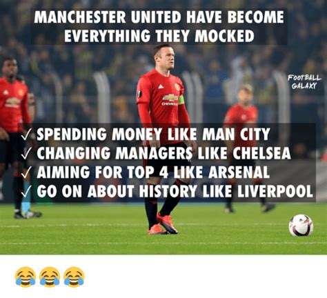 Funny Man Utd Memes - funny manchester united memes of 2016 on sizzle arsenal