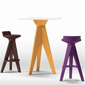 Tabouret Table Haute : tabouret haut oxford jardinchic ~ Teatrodelosmanantiales.com Idées de Décoration