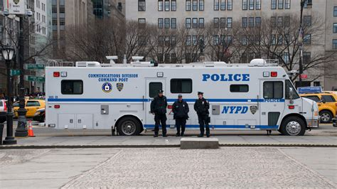 The Nypd Division Of Un-american Activities