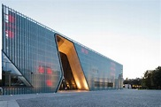 Museum Of The History Of Polish Jews, Warsaw / Lahdelma ...