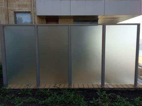 terrassen windschutz glas sichtschutz aus glas die neusten tendenzen in 49 bilder archzine net