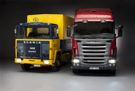 Scania V8 40 years