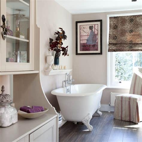 Classic Neutral Bathroom  Bathroom Designs Housetohome
