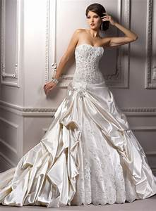 Maggie sottero a line wedding dresses stylish eve for A line corset wedding dress