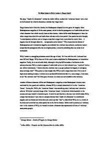 willy loman essay essay on industry willy loman essay linda