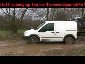 Ford Transit 4x4 : 4x4 extreme off roading with some herts 4x4 members a transit connect pt1 youtube ~ Maxctalentgroup.com Avis de Voitures