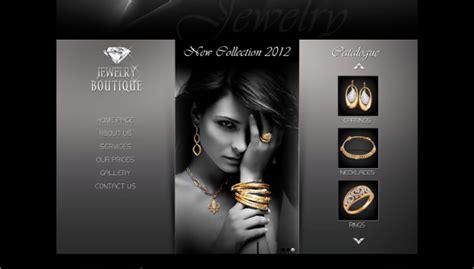 jewelry html themes templates  premium