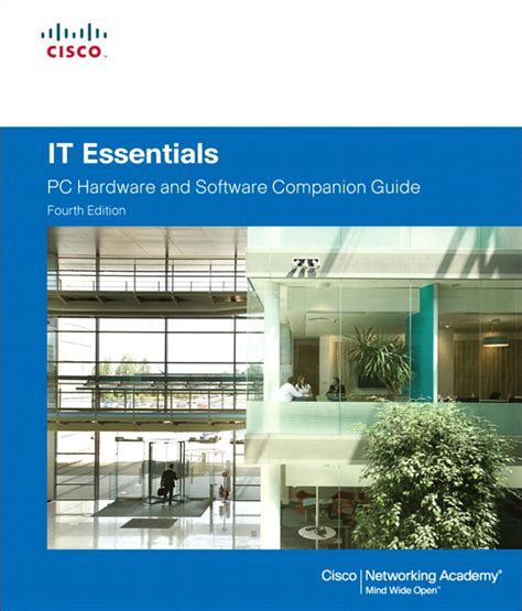 Cisco Networking Academy It Essentials Pc Hardware And