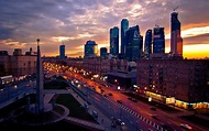 city, Cityscape, Architecture, Capital, Moscow, Russia ...