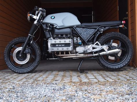 Cafe Racer Enthusiast, Norway
