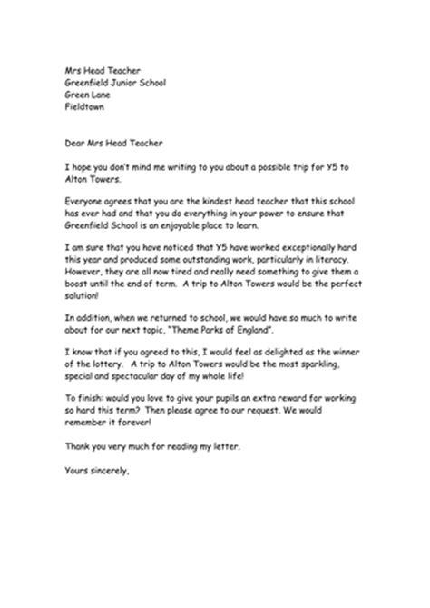 persuasive letter   box plan  ncmac