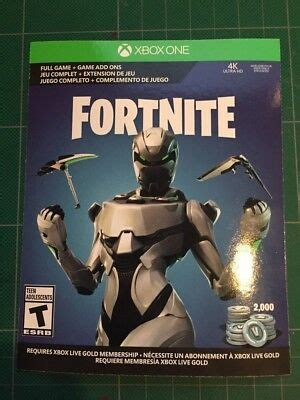 fortnite eon code read description ebay