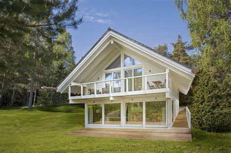 malla maison en bois massif par polar haus la