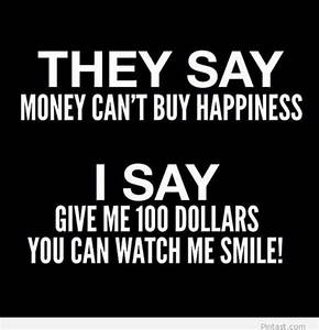 Money Cant Buy Happiness Quotes | Quote Addicts