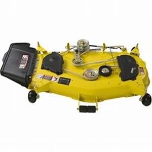 John Deere X540 54 U0026quot  Parts  U0026 Accessories