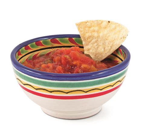 Salsa Bowl by Gorky Gonzales