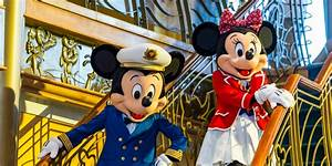 What Characters Can You See On Disney Cruises