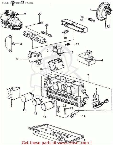 Honda Civic Wagon Wiring Diagram by Civic Fuse Box Wiring Diagram Database