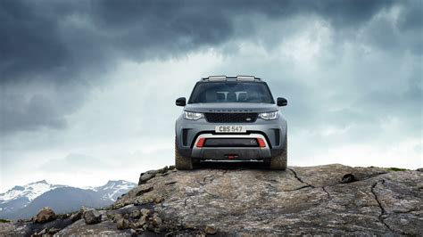 Land Rover Wallpapers by Wallpaper Land Rover Discovery Svx 2019 4k Automotive