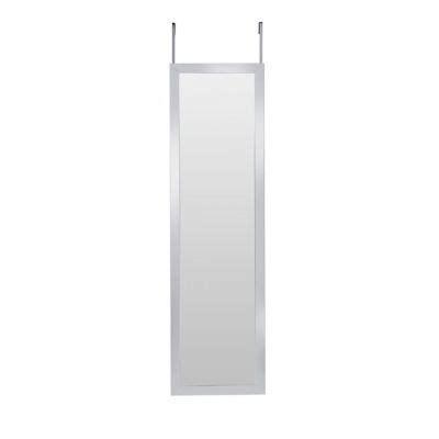 miroir de porte a suspendre cadre miroir de porte alu 30 x 120 cm castorama