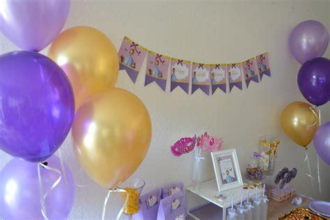 deco anniversaire princesse sofia anniversaire princesse sofia organisation baby shower anniversaire enfants et bapt 234 me