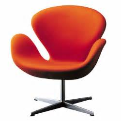 Fauteuil Swan Arne Jacobsen by Organelle Awol Trends
