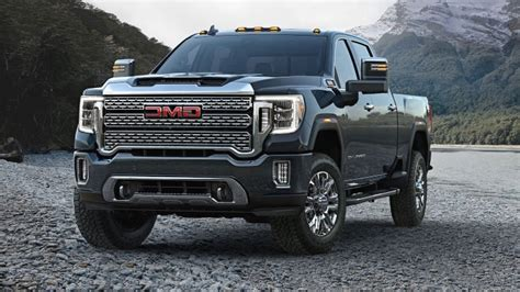 Gmc Canada 2020 by Research 2020 Gmc Hd Look Heavy Duty