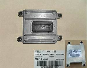 Smw251166 Engine Ecu For Great Wall Haval H3 4g69 Engine
