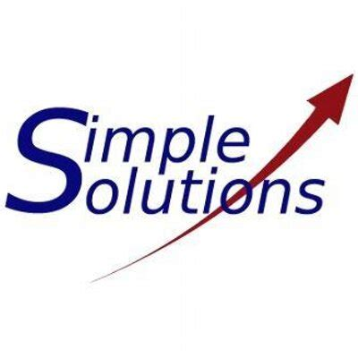 Simple Solutions Fan (@simplesolutionx) Twitter