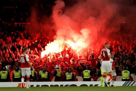 Fc Koln Hits The Emirates As Helps Arsenal To Beat