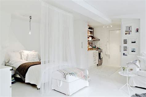 chambre salon coin chambre dans le salon 40 idées pour l 39 aménager