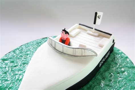 Speed Boat Birthday Cake by Speed Boat Birthday Cake Cakecentral