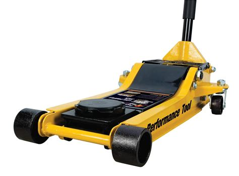 Performance Tool W1614 Floor Jack With 15-inch