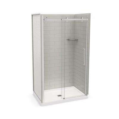 Maax Shower Stalls Installation - maax shower stalls kits showers the home depot