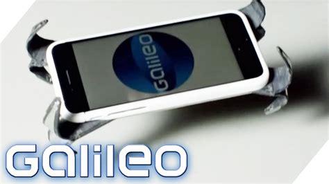 Handy Airbag Wirklich Nie Wieder Kaputte Smartphone Displays Galileo Prosieben