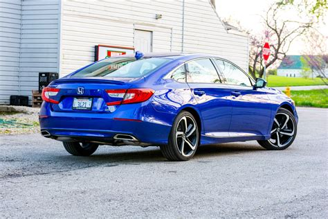 Seems reliable sports and fun. 2019 Honda Accord Sport 2.0T - The Long-Awaited Sixth ...