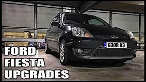 Ford Fiesta Mk6 : ford fiesta mk6 upgrades car mods youtube ~ Dallasstarsshop.com Idées de Décoration