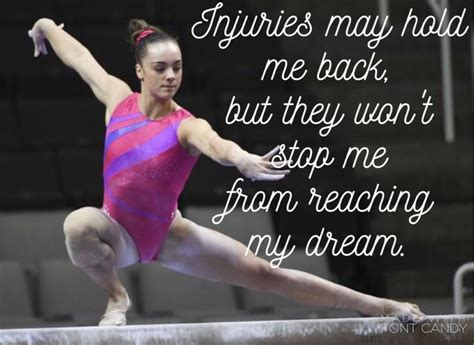 17 Best Images About Gymnastics Quotes On Pinterest Stick