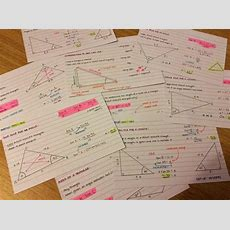 Yeahstudy Today I've Been Working On Some Maths Revision
