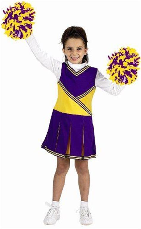 Cheerleader Costume Kids | Cheerleading Outfits For Kids | Pinterest | Kid Nuu0026#39;est jr and Purple