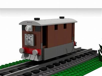 Thomas Lego Friends Train Push Along Every