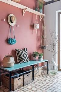 Wandgestaltung Vintage Look : die sch nsten ideen f r die wandgestaltung im flur ~ Lizthompson.info Haus und Dekorationen