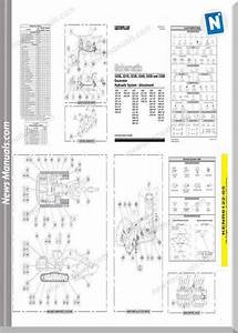 Caterpillar 320d 321d 323d 324d 325d 330 Wiring Diagram