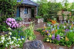 Mon jardin fleuri: Maisons fleuris