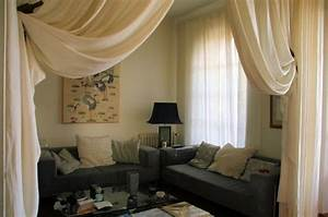 Rideaux Salon Decoration : decoration salon et rideaux ~ Preciouscoupons.com Idées de Décoration